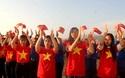 Bình Định: Hơn 5.000 ĐVTN đồng diễn mừng sinh nhật 88 năm thành lập Đoàn