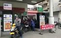 Cây xăng trên đường Giải Phóng đã không còn xăng A95 để bán