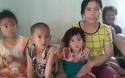 Hoàn cảnh khốn cùng của gia đình 6 người bạo bệnh.