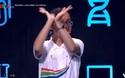"""Màn """"múa quạt"""" của nữ sinh Đắk Lắk trong chương trình Olympia"""
