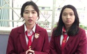 Nhóm học sinh lớp 12 chia sẻ về dự án tư vấn tâm lý học đường online
