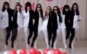 """Điệu nhảy """"bá đạo"""" và đầy sáng tạo của các cô gái trẻ khiến người xem """"hoa mắt"""""""