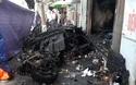 Hiện trường vụ cháy nhà khiến 3 người trong gia đình chết thảm
