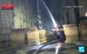 Robot Colossus khống chế đám cháy tại Nhà thờ Đức Bà Paris