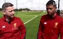 Thông tin về tiền đạo trẻ Rhian Brewter của CLB Liverpool