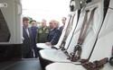 """Tổng thống Putin """"mục sở thị"""" dàn """"chim sắt"""" uy lực của Nga"""