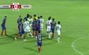 Sanrawat Dechmitr bị đuổi khỏi sân trong trận Bangkok United hòa Thai Port