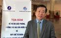 Ông Vũ Văn Việt, Chủ tịch Hiệp hội Bia – Rượu – Nước giải khát Việt Nam (VBA) phát biểu bên lề buổi tọa đàm.