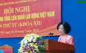 Ra mắt tân Chủ tịch Tổng Liên đoàn lao động Việt Nam