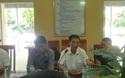 Ông Lê Hữu Soạn, bố đẻ anh Linh nêu ý kiến về việc con mình bị oan nhiễm HIV gần chục năm.