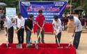 """Lễ khởi công xây dựng """"Phòng học Khuyến học và Dân trí"""" tại Nậm Hăn"""