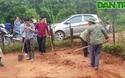 Náo nức ngày khởi công xây dựng sân trường Pà Khốm 1.
