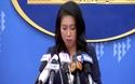 Người phát ngôn Bộ Ngoại giao nêu quan điểm của Việt Nam về việc tàu Trung Quốc quay trở lại xâm phạm chủ quyền tại bãi Tư Chính