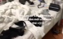 """Hot girl Instagram gây """"sốc"""" với căn phòng bừa bộn như bãi rác"""
