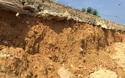 Kè của dự án đường hơn 100 tỷ đồng tan hoang sau lũ