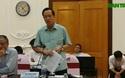 Bộ trưởng Đào Ngọc Dung thăm hỏi người lao động tại Tổng Công ty may 10