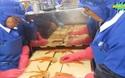 Cách hoạt động đầy thú vị của máy tách thịt cua công suất cao!