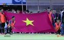 Đội tuyển Việt Nam hát quốc ca trước trận gặp Indonesia