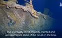 Xác tàu Titanic dưới đáy đại dương