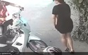 Cô gái bắt trộm mèo rồi giấu vào váy bỏ đi khiến dân mạng bức xúc