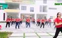 """Ấn tượng clip 40 cô giáo mầm non nhảy bài """"Việt Nam ơi"""""""