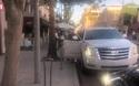 Nữ diễn viên Melanie Griffith xuống phố cùng mẹ - nữ diễn viên gạo cội Tippi Hedren