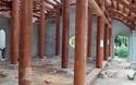 Video cận cảnh ngôi chùa hàng chục tỷ đồng xây trái phép lấn di tích lịch sử quốc gia.