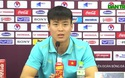 """Duy Mạnh: """"Từ cầu thủ nhặt bóng, giờ tôi thi đấu với Thái Lan"""""""