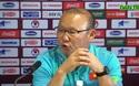 """HLV Park Hang Seo: """"Tôi phản ứng vì người Thái chơi đòn tâm lý với tôi"""""""