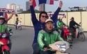 """Clip cổ động viên Thái Lan bị """"chơi khăm"""" mà không hề hay biết"""