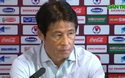 """HLV Akira Nishino: """"Tinh thần chiến đấu của tuyển Việt Nam đáng ngưỡng mộ"""""""