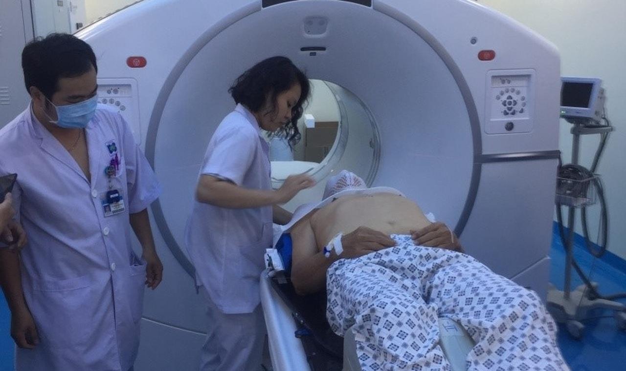 Hệ thống máy PET/CT giúp chẩn đoán, điều trị hiệu quả ung thư