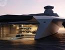 Cận cảnh chiến hạm tương lai khó tin của hải quân Anh