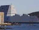 """Hải quân Mỹ thử nghiệm tàu khu trục """"khủng"""" giá 4,4 tỷ USD"""