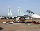 """Uy lực """"đáng nể"""" của chiến đấu cơ Su-30MK2"""
