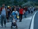 Đức, Áo mở cửa biên giới cho người di cư