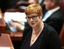 Úc có nữ bộ trưởng quốc phòng đầu tiên