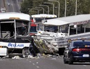 Xe buýt chở sinh viên Việt Nam gặp nạn tại Mỹ
