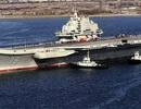 Trung Quốc đưa tàu sân bay tới Syria?