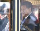 """Lực lượng an ninh Trung-Anh """"đấu khẩu"""" trong chuyến thăm của ông Tập"""