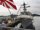 Tàu Nhật Bản sẽ lần đầu thăm cảng Cam Ranh