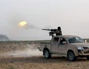 IS đánh chiếm một thị trấn chiến lược của Syria