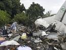 Bé gái 13 tháng tuổi sống sót kỳ diệu trong vụ máy bay rơi