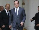 Tổng thống Hollande kêu gọi lập liên minh Pháp-Nga-Mỹ để diệt IS
