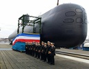 Đức bàn giao tàu ngầm hiện đại đầu tiên cho Ai Cập