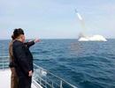 Triều Tiên thử tên lửa đạn đạo phóng từ tàu ngầm
