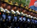 Trung Quốc thành lập 5 quân khu mới