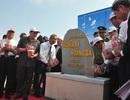 """Khởi công khu tưởng niệm """"Nghĩa sĩ Hoàng Sa"""" trên đảo Lý Sơn"""