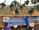 Quảng Ngãi: Khởi động tháng thanh niên giữa đại ngàn hoang sơ