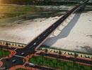 Khởi công cây cầu 643 tỷ đồng bắc qua sông Trà Khúc